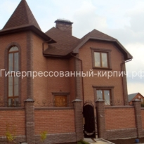 кирпич луч крымский фото забора и дома
